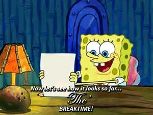Spongebob Essay Episode Cut by The Past Month In Oakland As Told By Spongebob Cus