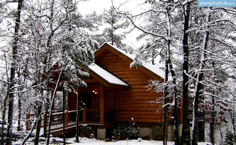 luxury cabin arkansas