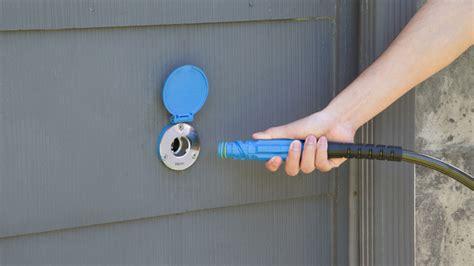 aquor house hydrant  dripless unfreezable hose bib