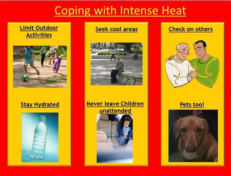 9 Tips For Coping With The Heat by National Weather Service Extends Heat Warning Through