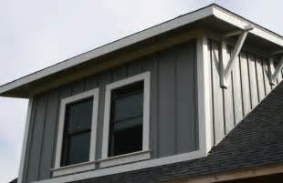 Craftsman Style Vanity Siding On Shed Dormer Traditional Exterior Other Metro