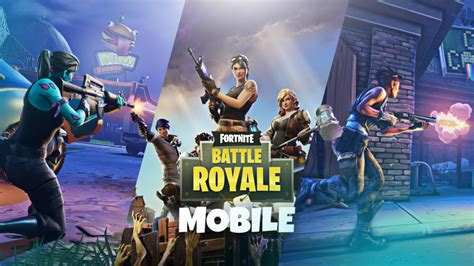 fortnite for mobile fortnite mobile trailer a brief analysis mobile esports
