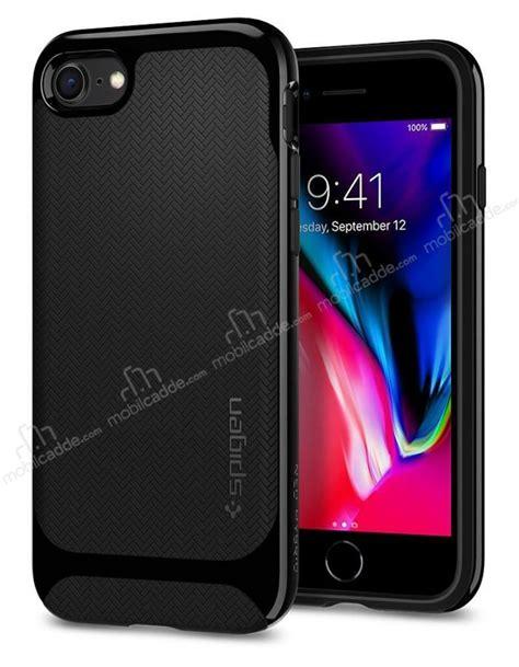 Spigen Neo Hybrid Herringbone Iphone 8 Plus 7 Plus Shiny Black spigen neo hybrid herringbone iphone 7 plus 8 plus shiny