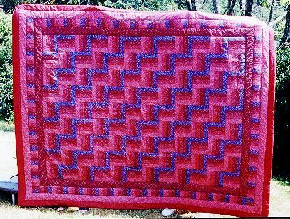 Rail Fence Baby Quilt Pattern by Rail Fence Baby Quilt Pattern Quilts Them