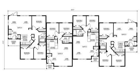 4 plex floor plans 4 plex apartment floor plans 88 best triplex and