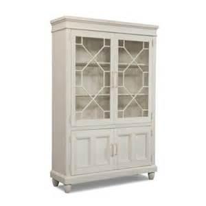White Curio Cabinets For Sale Carolina Preserves By Klaussner Sea Blossom White