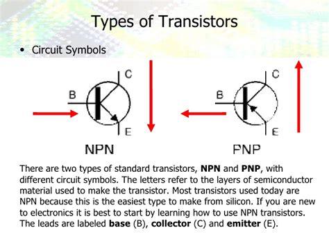 transistor use transistors