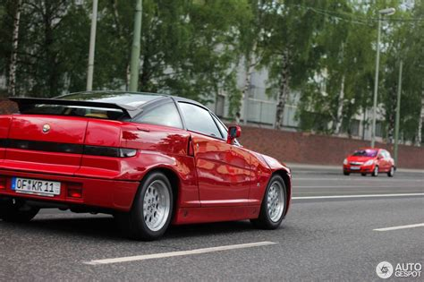Alfa Romeo Sz by Alfa Romeo Sz 14 Mai 2017 Autogespot