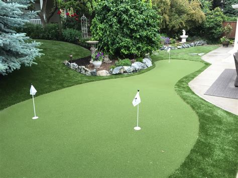 Astro Turf Backyard by Synthetic Turf International Backyard Synthetic Turf Project