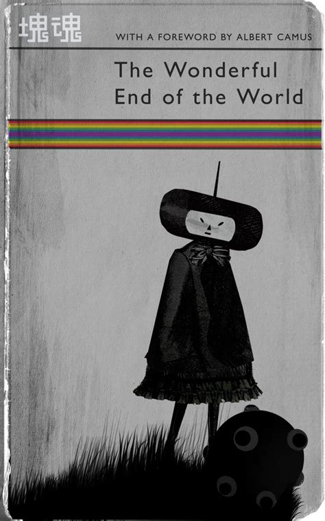 after the end of the world books as vintage book covers onelargeprawn