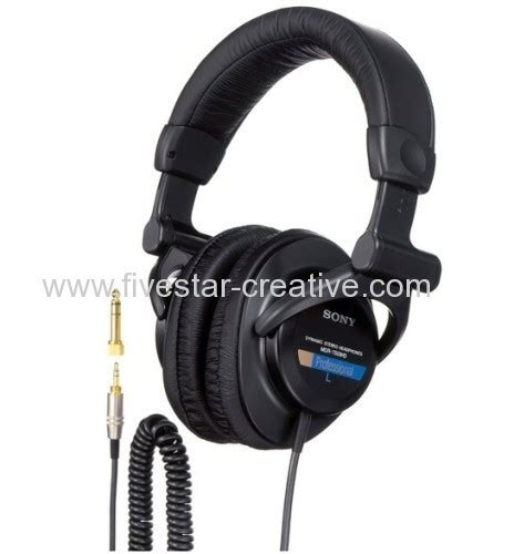 Headphone Sony Mdr 7509hd Sony Mdr 7509hd Professional Monitoring Headphones From China Manufacturer Hk Rui Qi