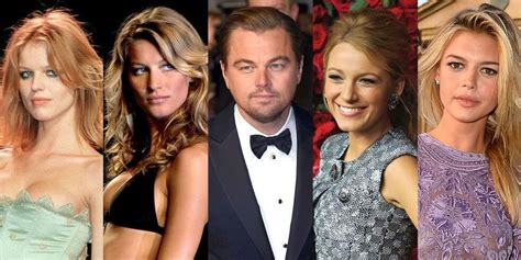 leonardo dicaprio wife leonardo dicaprio girlfriends his dating history