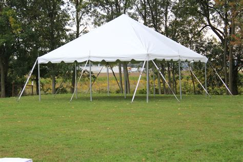 difference between a pole tent and a frame tent happy