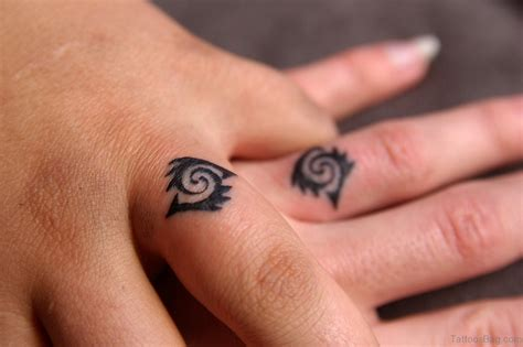 tribal finger tattoo 55 cool finger tattoos