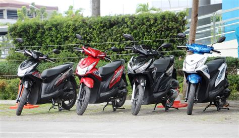honda motors philippines honda brings honda beat fi as the scooter for all to