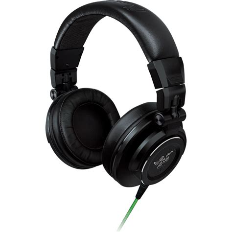 razer adaro dj analog headphones rz13 01120100 r3u1 b h photo