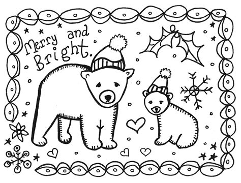 printable christmas cards for students christmas cards to color free printable holiday card to