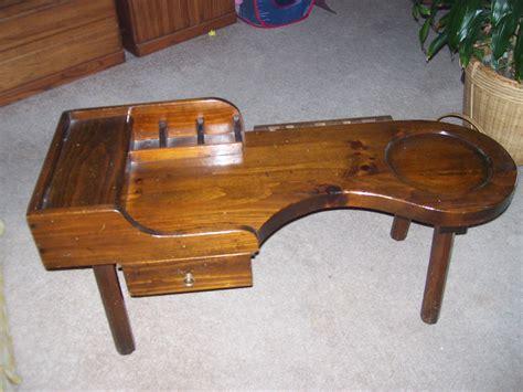 cobbler bench glenda b re vintage cobbler table glenda will you please
