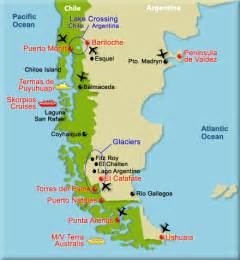 map of south america patagonia patagonia map search patagonia chile