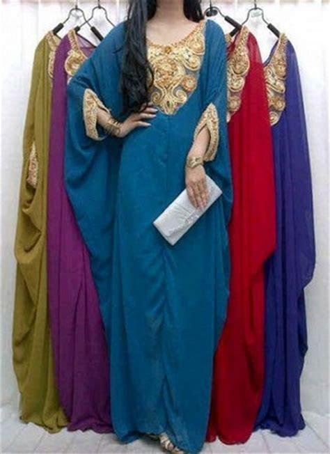 Kaftan Trendy Dan Keren 11 contoh trend model baju muslim kaftan terbaru 2018