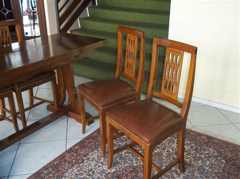 tavoli e sedie arte povera tavolo 4 sedie arte povera antiquariato a prezzi scontati