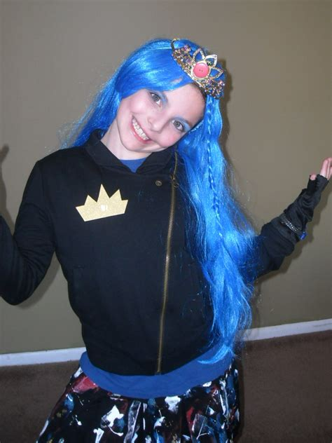 diy disney descendants evie costume   mommysavers