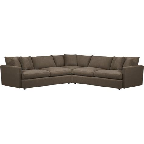 Crate And Barrel Sectional Sofa 17 Best Images About Sofas And Sectionals On Pinterest Sectional Sofas Crate And Barrel And