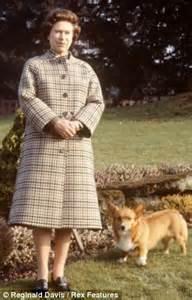 queen elizabeth dogs the queen s corgi graveyard tiny headstones of royal pets