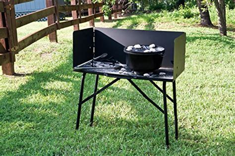 lodge oven table lodge a5 7 c oven cooking table import it all