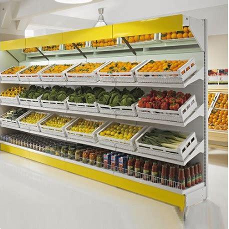 scaffali ortofrutta scaffalatura frutta e verdura scaffalatura frutta e