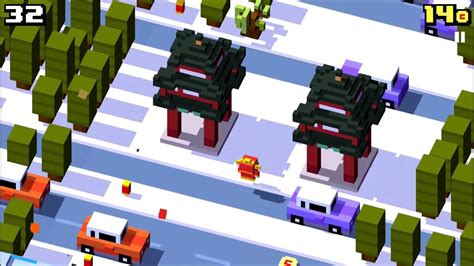 crossy road rare character crossy road cai shen gameplay new chinese update