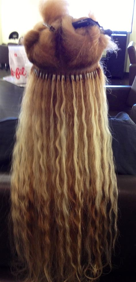 so cap extensions on short hair euro socap hair extensions quotkeratin tippedquot of so