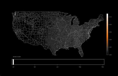 hypnotizing moving maps of bird migration patterns atlas