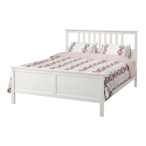 hemnes bed hemnes bed frame king l 246 nset ikea