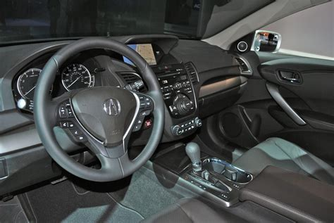 how cars engines work 2012 acura rdx interior lighting image gallery 2013 rdx interior