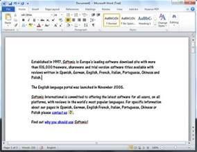 Micro Word Microsoft Word