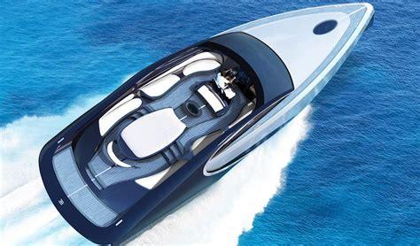 bugatti boat bugatti chiron yacht is a masterpiece
