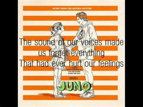 kimya dawson tire swing lyrics 12 all the young dudes juno soundtrack doovi