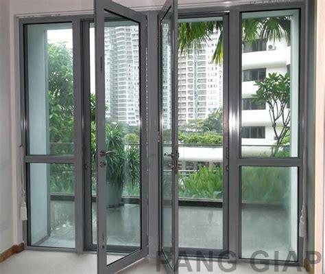 Soundproof Glass Door Product Gallery