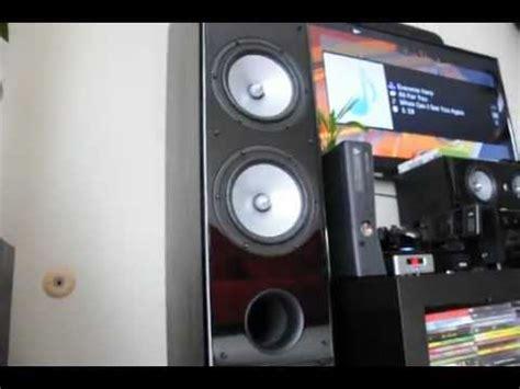 energy cf  speakers  home theater youtube