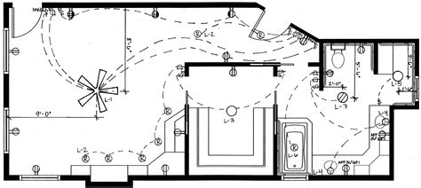 lighting floor plan adabedandbathsuite katyhigley