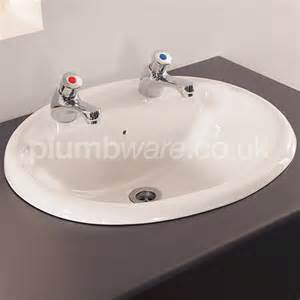 vanity basin pack 2th wash basin pack inc taps and fittings
