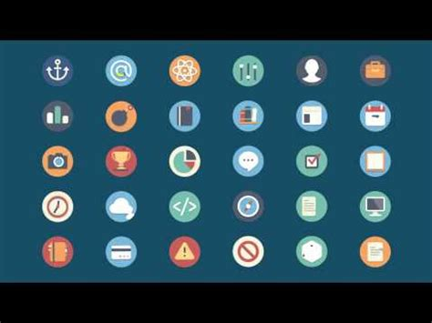 90 Animated Icons Pack After Effects Templates Youtube Animated Emoticons Pack After Effects Template