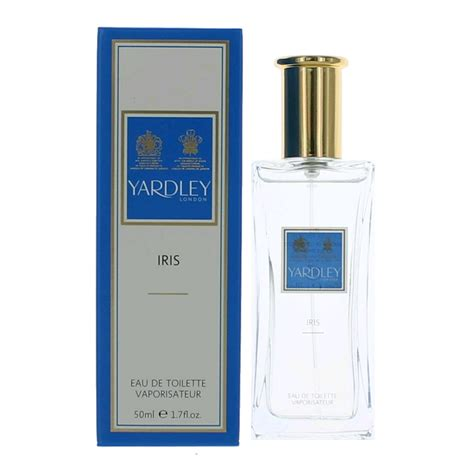 Parfum Yardley yardley iris perfume by yardley of 1 7 oz edt
