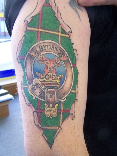 tattoo parlour falkirk clan badge tattoo picture at checkoutmyink com