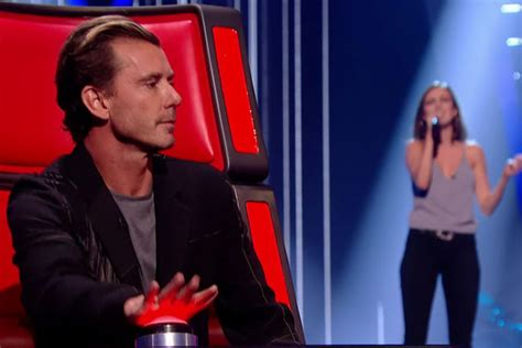 Hilary Admits To Feeling Pressure To Get by The Voice Uk Gavin Rossdale Pressure From
