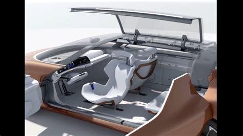 Renault Symbioz Concept Interior