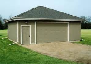 22 x 28 x 8 garage with hip roof 4 876 12 home