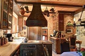 Hobbit Kitchen by Homes With Hobbit House Style Listed On The Market Now