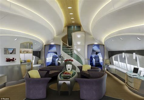 Boeing 747 Interior by 747 8 Intercontinental Vip Customer Buys Boeing Jumbo Jet